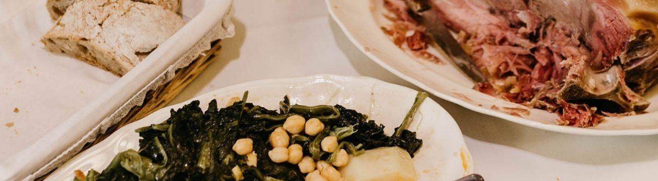 El mejor cocido gallego, todos los ingredientes de calidad.